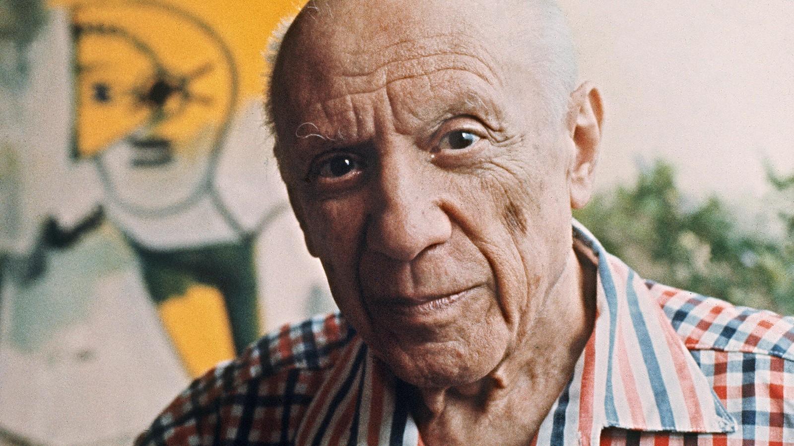 Arianna Huffington Profiles Pablo Picasso The Atlantic