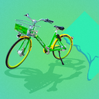 In predominantly black neighborhoods east of the Anacostia River in Washington, D.C., dockless bikesharing companies like LimeBike are making inroads.