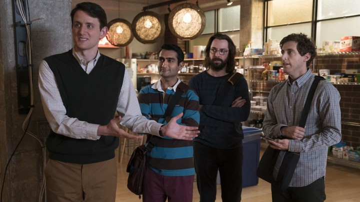 The main cast of 'Silicon Valley' in Season 5