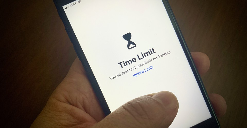 Why Apple Screen Time Mostly Makes Things Worse The Atlantic
