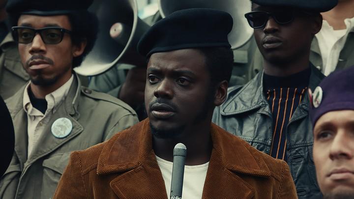 "Daniel Kaluuya stars in ""Judas and the Black Messiah."""
