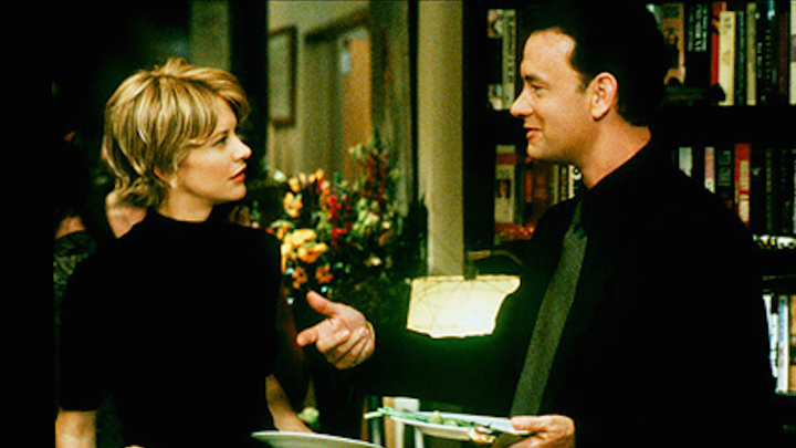 The Major Flaw of 'You've Got Mail' Is Joe F-O-X - The Atlantic