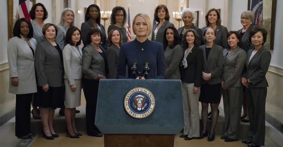 House of Cards' Season 6 Finale: A Cynical Whimper - The Atlantic