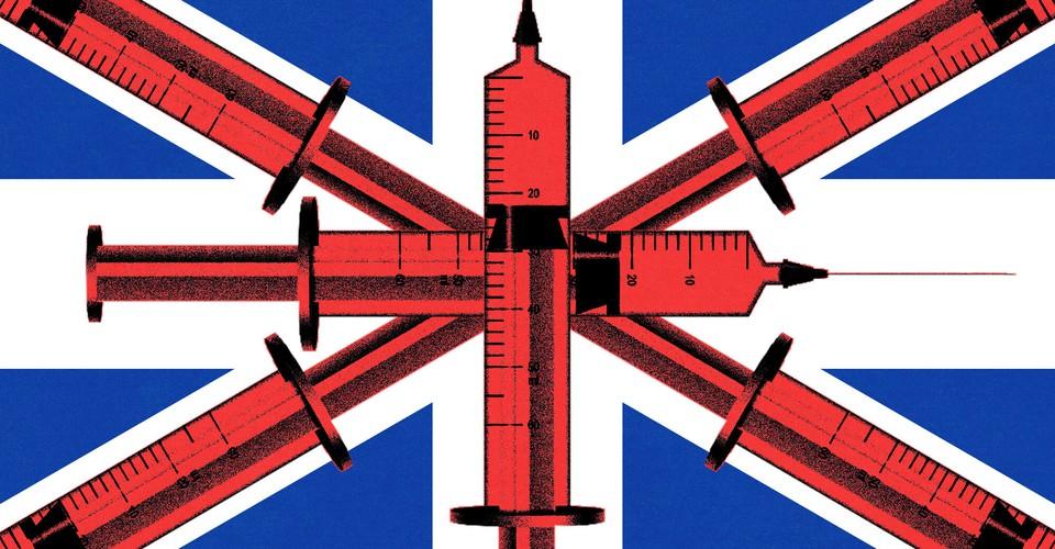 Britain`s Vaccine Nationalism - The Atlantic