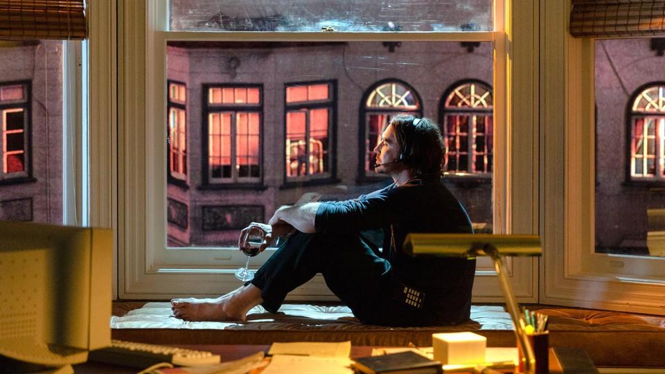 Lee Pace as Joe MacMillan in AMC's drama 'Halt and Catch Fire'
