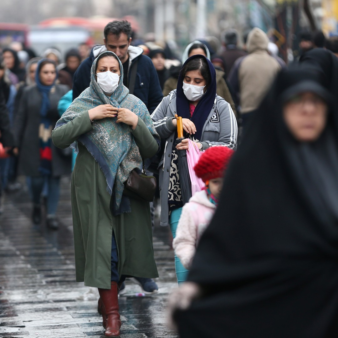 Iran Cannot Handle The Coronavirus The Atlantic