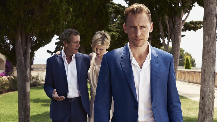 TV Review: AMC's Adaptation of John le Carre's 'The Night Manager,'  Starring Hugh Laurie and Tom Hiddleston, Is a Dazzling British Spy Story -  The Atlantic