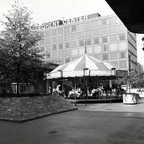 Allegheny Center in 1974.