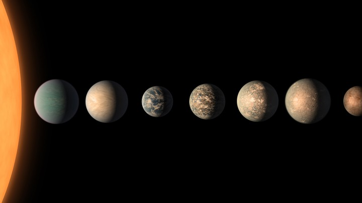 The Earth-sized planets of the TRAPPIST-1 system are likely to be tidally locked