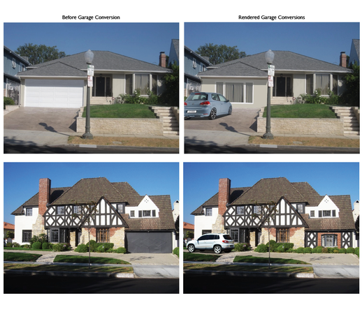 Homeowners Please Convert Garages Into Apartments Citylab