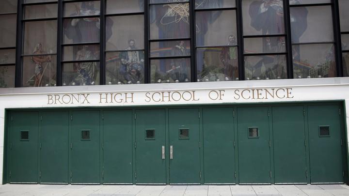 Bronx Science high school