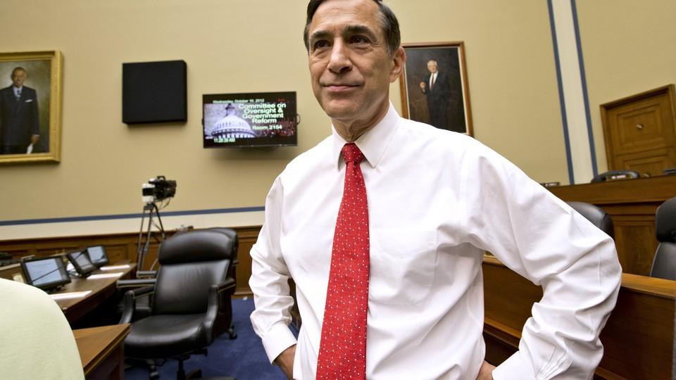 California Representative Darrell Issa