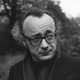 The author and pianist Alfred Brendel
