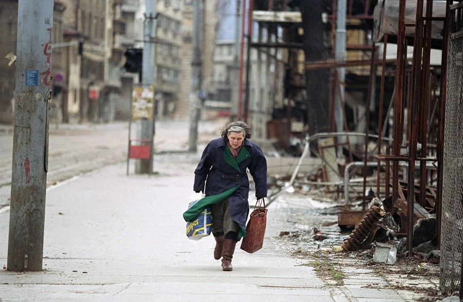 20 Years Since The Bosnian War The Atlantic