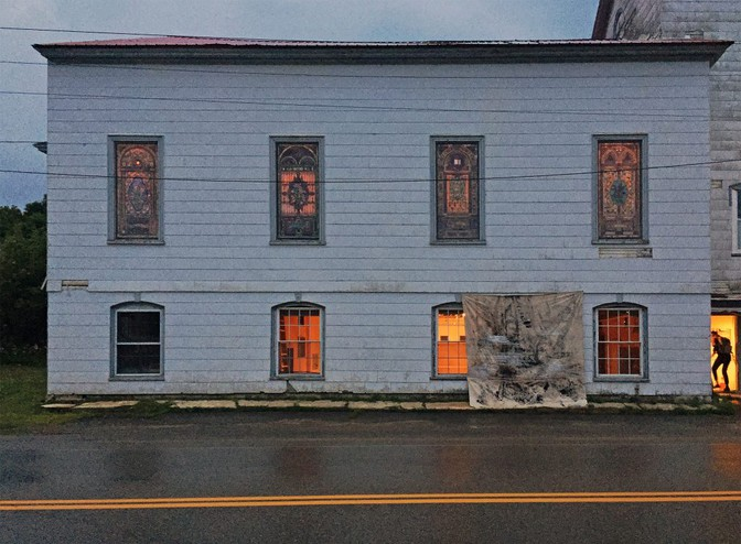 Our Towns How Artists Build The Spirit Of A Town The Atlantic