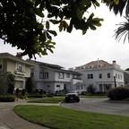 The Presidio Terrace neighborhood