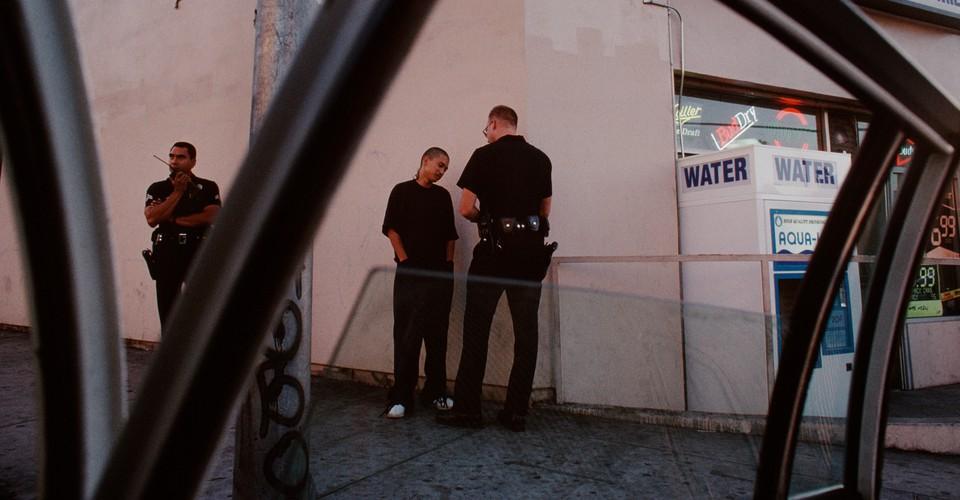 www.theatlantic.com: Inside the Strange World of the Police