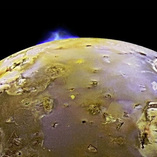 The Solar System Is Full of Volcanoes - The Atlantic