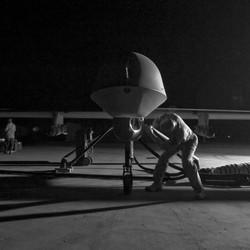A U.S. drone