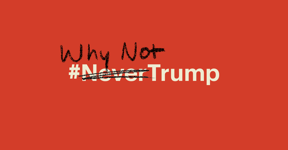 How Trump Won Over the Never Trumpers - The Atlantic