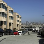 In San Francisco, public housing units like Hunter's View complex (seen here in 2014) are in very short supply.
