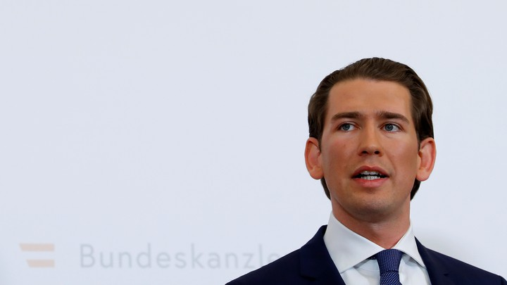 Austrian Chancellor Sebastian Kurz has dissolved the government and called for new elections.