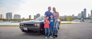 a photo of a Dodge Challenger