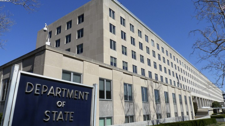 headquarters for the State Department