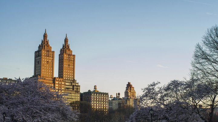 The Upper West Side of New York