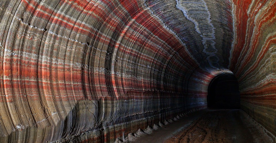The Strange Beauty of Salt Mines