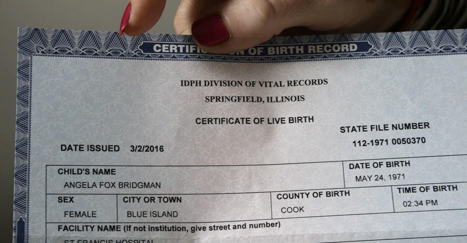 birth certificate carolina ap