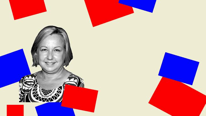 Ambassador Urszula Gacek, a former Polish politician leading the OSCE election-observation mission to the United States