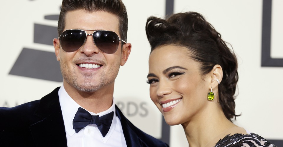 Robin Thicke S Paula Is One Of The Creepiest Albums Ever Made