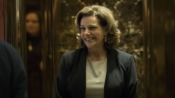 K. T. McFarland, President-elect Donald Trump's choice for deputy national security advisor
