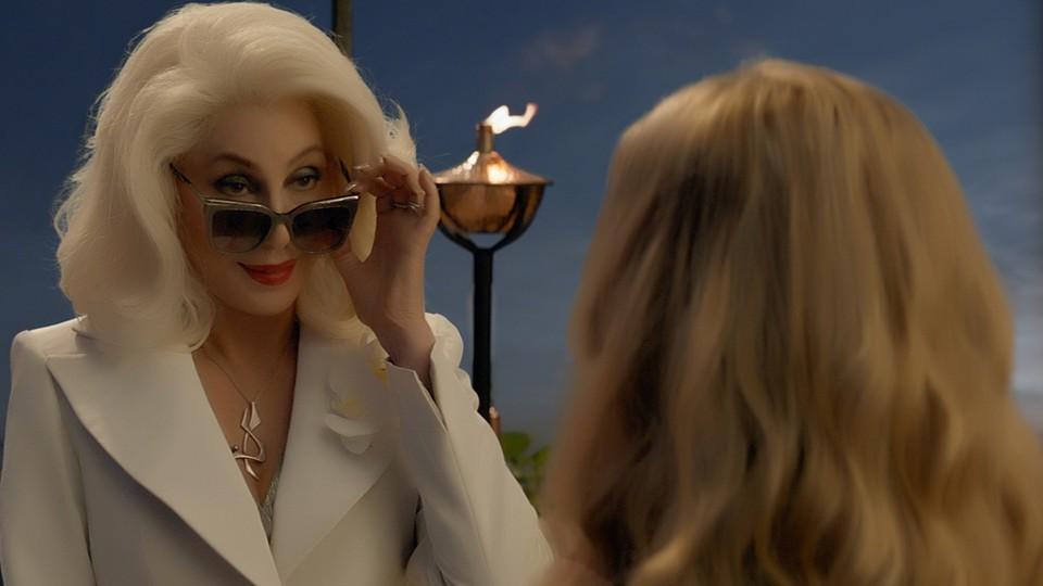 Cher in 'Mamma Mia! Here We Go Again'
