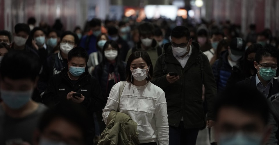 Coronavirus Is Spreading Because Humans Are Healthier - The Atlantic