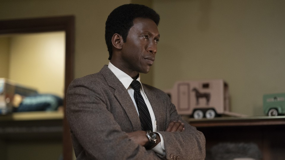 Mahershala Ali as the detective Wayne Hays in 'True Detective' Season 3