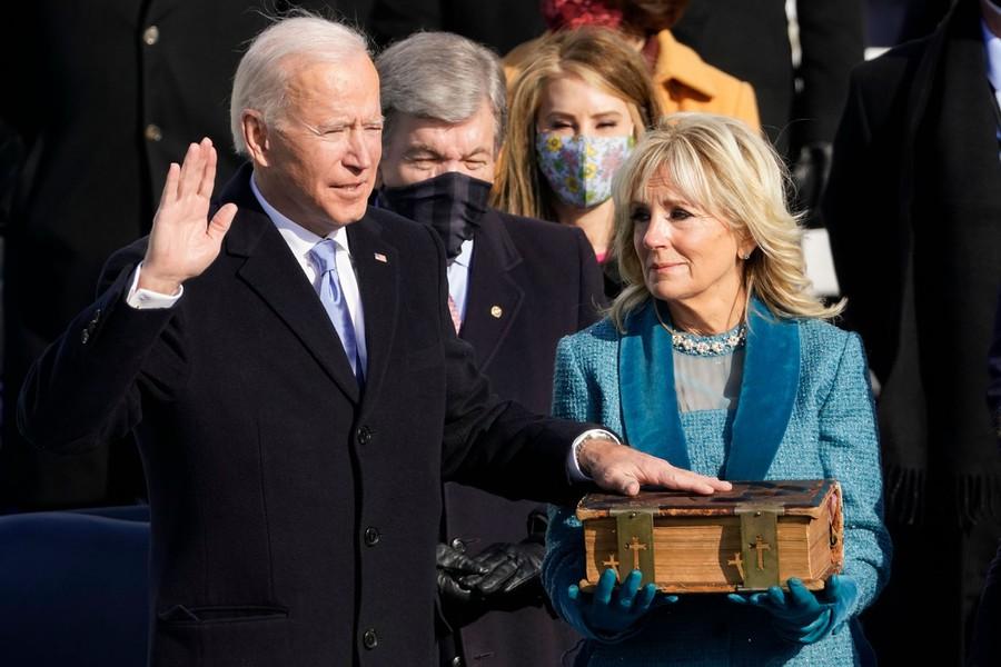 Photos: The Inauguration of President Joseph R. Biden Jr. - The Atlantic