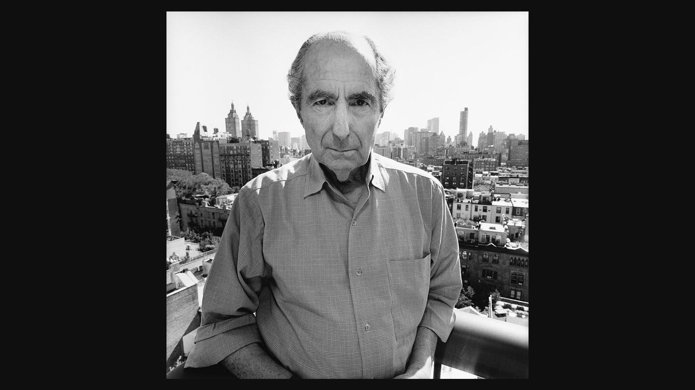 photo of Philip Roth
