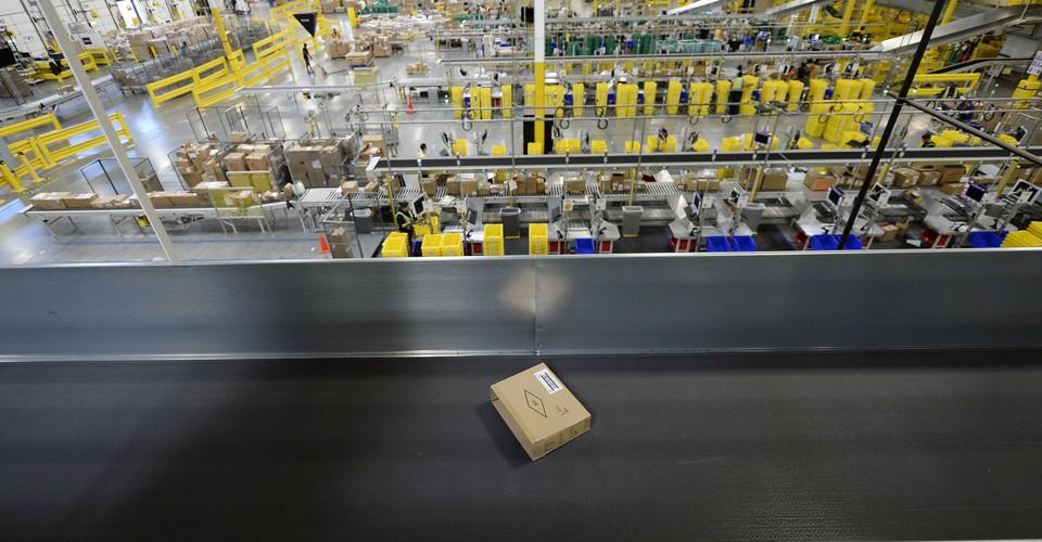 When Amazon Opens Warehouses The Atlantic