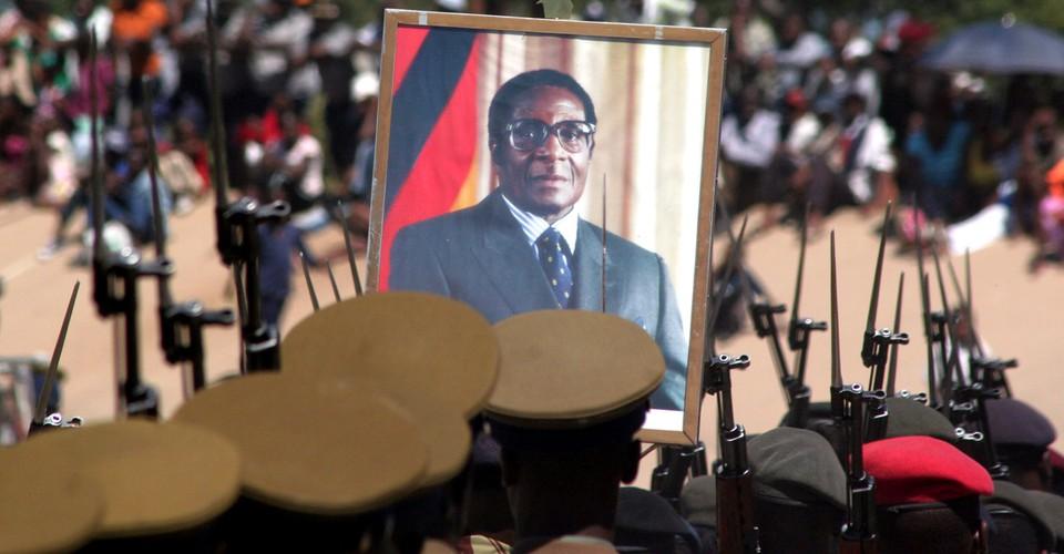 Robert Mugabe's Journey From Freedom Fighter to Oppressor ...