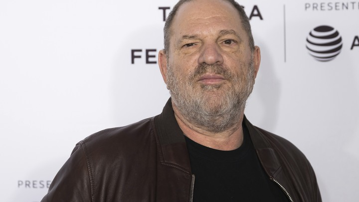 Harvey Weinstein attends the 'Reservoir Dogs' 25th anniversary screening during the 2017 Tribeca Film Festival
