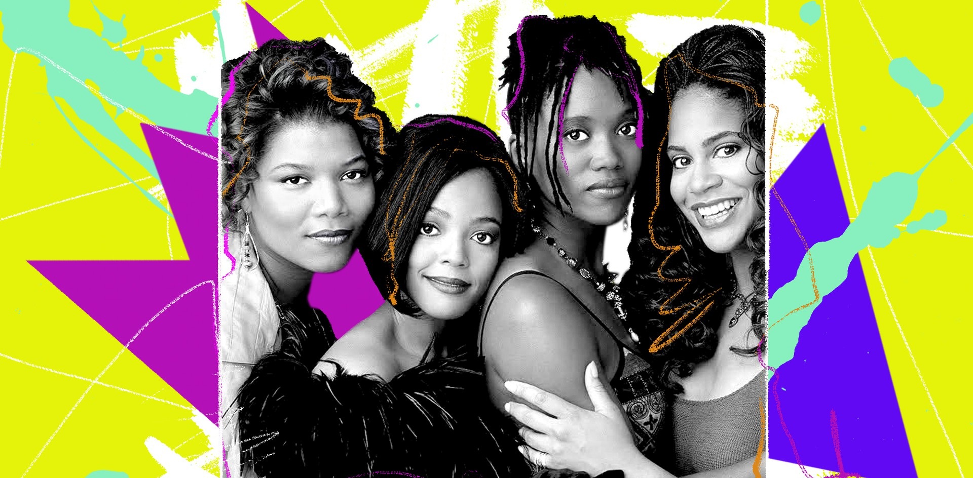 Living Single 25th Anniversary An Oral History The Atlantic