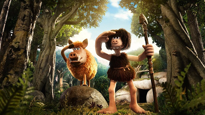A Still from 'Early Man'