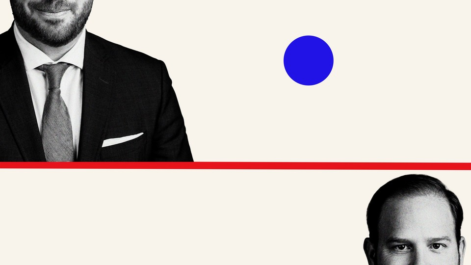 Ryan williams, a blue circle, and a red line