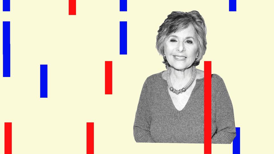A portrait of the former U.S. Senator from California Barbara Boxer
