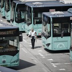 The Chinese city of Shenzhen's 16,000-strong bus fleet is now battery powered.