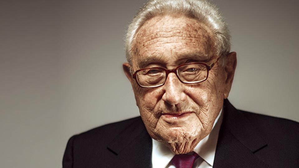 In Defense of Henry Kissinger - The Atlantic