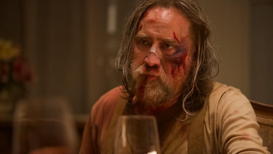 """Nicolas Cage in """"Pig"""""""