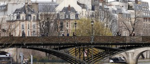 Pont Des Arts in Paris